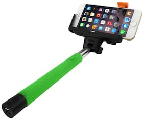Tech Gear Selfie Stick (Green)