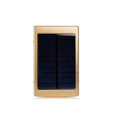 Tech Gear SOLAR LED 20 NIGHT LAMP FOR STUDY 10000 mAh Power Bank (GOLDEN)