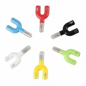 Tech Gear Headphone splitter - Multi