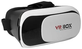 Tech Gear VR BOX 2.0 Virtual Reality 3D Glasses (VR Headset)