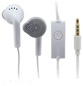 TECH VILLA TV-YS In-Ear Wired Headphone ( White )