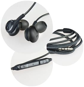 TECHFIRE AKG-252 In-Ear Wired Headphone ( Black )