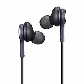 TECHFIRE AKG22 In-Ear Wired Headphone ( Black )