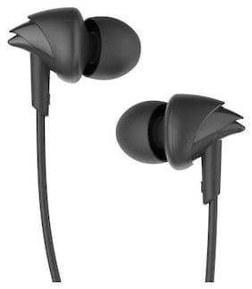 TECHFIRE TF 5000 In-Ear Wired Headphone ( Black )