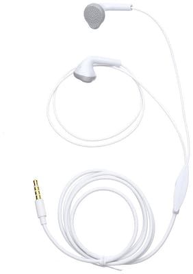 TECHFIRE EHS6C-YS In-Ear Wired Headphone ( White )