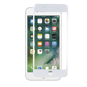 TEMPERED GLASSES Edge To Edge Tempered Glass For Apple Iphone 7