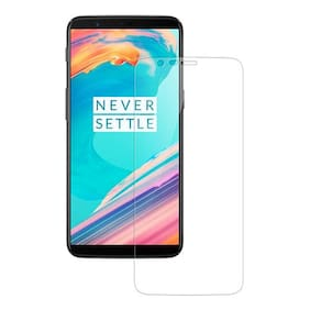 Tempered Glasses Edge To Edge Tempered Glass For One Plus 5T