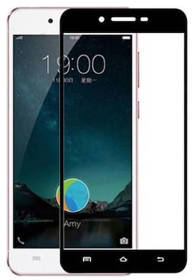 TEMPERED GLASSES Edge to edge tempered glass For Vivo y55l