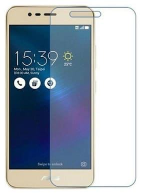 TEMPERED GLASSES Tempered glass For Asus zenfone 3s max