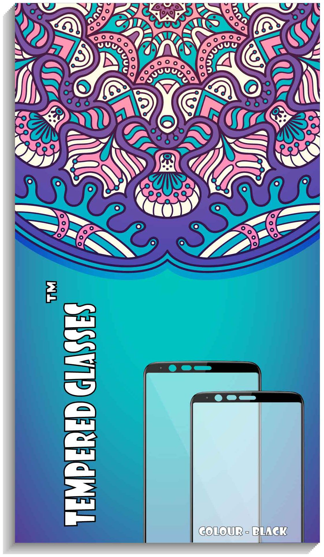 Tempered Glass For Samsung Galaxy On7 Pro by Crave Mart