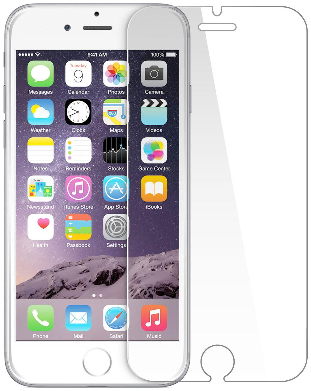 Tempered glass for Apple iphone 6 plus