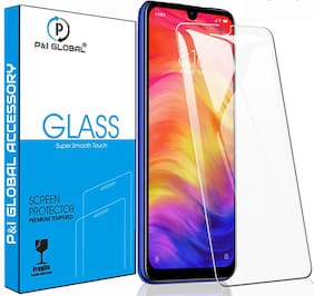 Tempered Glass Screen Protector For Redmi Note 7
