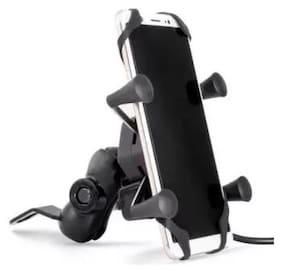 TEQGO Aluminium Bike Mount/Holder Mobile Holder