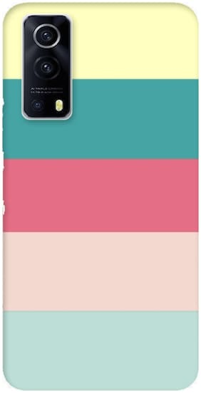 The Wide Store soft silicon printed mobile back covers for Vivo IQ00 Z3