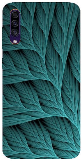 Samsung Galaxy A50s Silicone Back Cover By The Wide Store ( Multi )