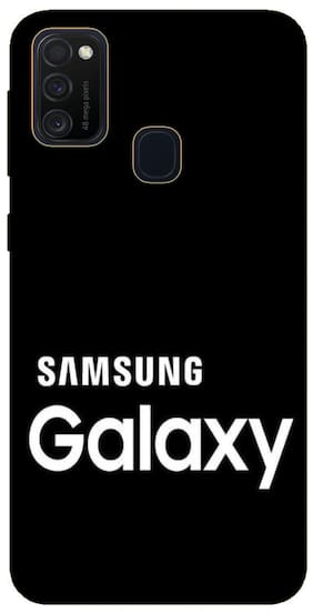 Samsung Galaxy M21 Silicone Back Cover By The Wide Store ( Multi )