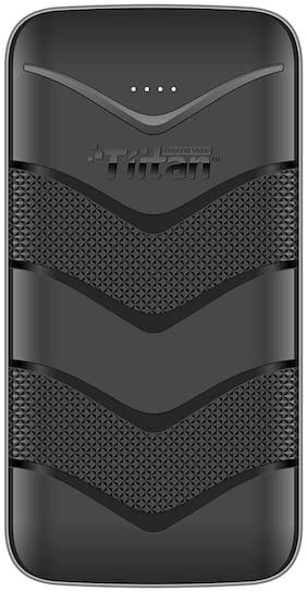 Tiitan P2040 20400 mAh Portable Power Bank - Black