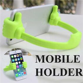 TIMBER Thumbs Up Mobile Holder Stand (Assorted)