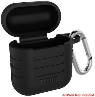 Tizum AirPod Case Pouch Black Color