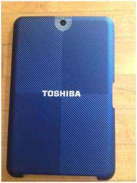Toshiba Colored Back Cover for Thrive 10-inch Tablet PA3966U-1EAD - Blue Moon