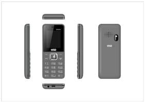 Trio T4 Selfie Black Grey  (1.77 Display,1000 mAh Battery,WFM,Selfie Camera)