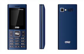 TRIO T4 Prime (Blue & Black)