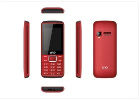 Trio T6 Red Black