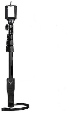 Tripods, Monopods & Selfie Sticks ( YT-1288 Professional Monopod Selfie Stick with Bluetooth Shutter) BY Crystal Digital