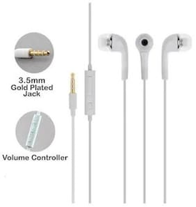 TRUETEK 650 In-Ear Wired Headphone ( White )