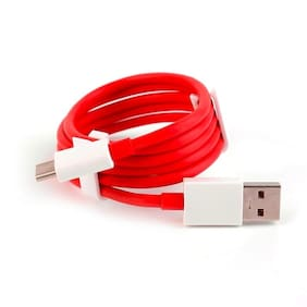 TSV Sync & charge cable - 0.5-1m , Red