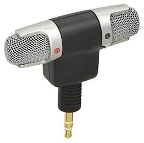 TSV  3.5mm  High Quality  Microphone for YouTube Mic Voice Recording Lapel Mic Make Videos