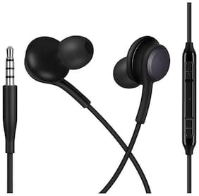 TSV AKG Wired Tangle Free High Sound Quality In Ear Wired Earphones With Mic Compatible With Xiaomi Redmi Note 5 Pro