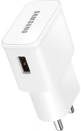TSV Mobile Fast Charger Adapter Android Charger Comaptible For Samsung Galaxy J1,J2,J3,J4,J5,J6,J7,J8 (White)
