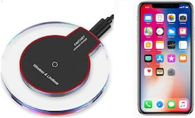 TSV Wireless Charger - 1 USB Port