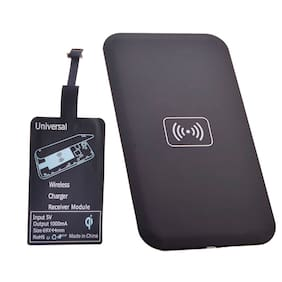 TSV Universal Qi Wireless Charging Receiver Film Patch Module For Oppo Mobiles