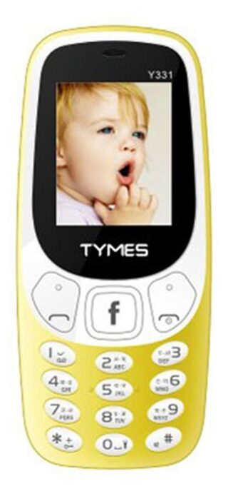 TYMES Y331 Yellow