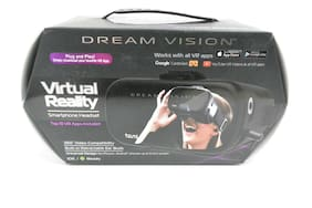 Tzumi Dream Vision Universal Virtual Reality VR Headset Gameplay Android iPhone