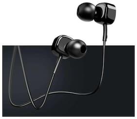 U&I Pixel Series In-Ear Wired Headphone ( Black )