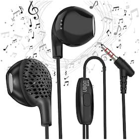 UBON In-Ear Wired Headphone ( Black )