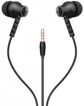 UBON UB 683 BLACK In-Ear Wired Headphone ( Black )