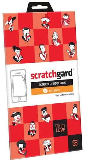 UC - Oppo A57 Ultra Clear Screen Guard By Scratchgard