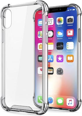 Ultimate Collection Bumper For Apple iPhone X (Transparent)