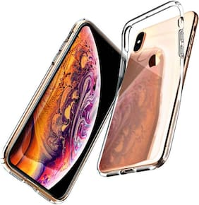 Ultimate Collection Polyurethane Back Cover For Apple iPhone XR ( Transparent )
