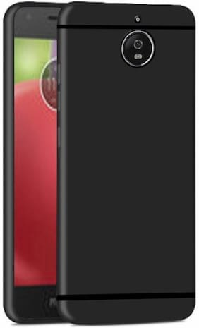 ULTIMATE COLLECTION Back Cover For Motorola Moto E4 Plus (Black)