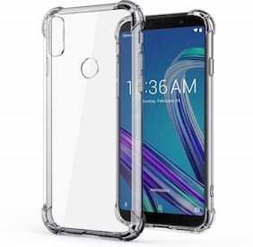 Ultimate Collection Bumper For Asus Zenfone Max Pro M1 (Transparent)