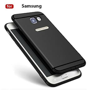 Ultimate Collection Back cover For Samsung galaxy j7 max Rubber Black