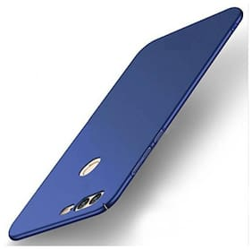 Ultimate Collection Plastic Back Cover For Huawei Honor 9 Lite ( Blue )