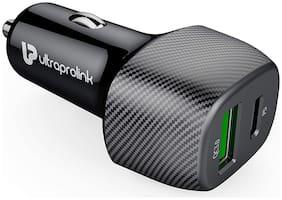 Ultra Prolink UM1013 3 A Fast Charging Qualcomm Technology 3.0 Charger - 2 USB Ports
