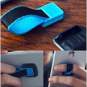 Ungrip Anti-Fall Strap Mobile Phone Belt Hand Gripper Holder Multicolour