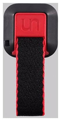 Ungrip Microsoft Lumia 535 DS Compatible Ungrip Finger Mobile Holder For all Smartphones BlackRed By Buddies cart